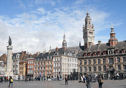 lille travel guide information tripextras. Black Bedroom Furniture Sets. Home Design Ideas