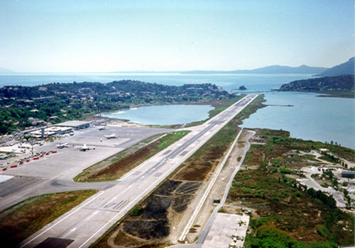 Corfu International Airport