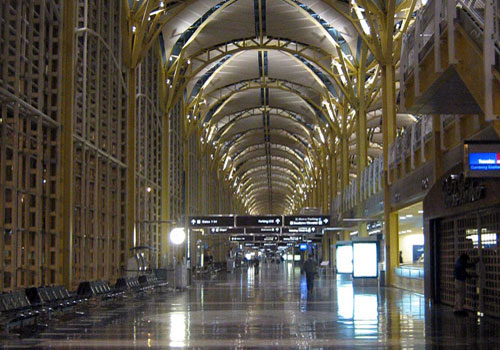 Washington Ronald Reagan Airport Hotels
