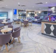 Servisair Globeground Lounge (Terminal 2)