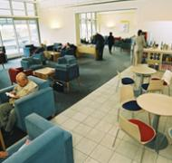 Servisair Menzies Lounge (No.41) - for flights to Non-Schengen airports